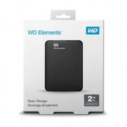 "WD Elements 2TB 2.5"" USB..."