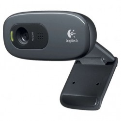 WEBCAM LOGITECH HD C270 -...