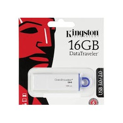 Kingston DataTraveler 16GB...